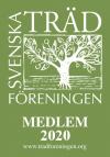 Svensk trädförenings logo för medlemmar